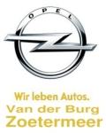 Ga naar de Website Van der Burg Opelcentrum Zoetermeer