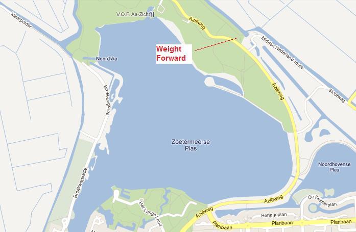 Full Size Van >> Weight Forward Zoetermeer Noord Aa (Zoetermeerse Plas) | z ...